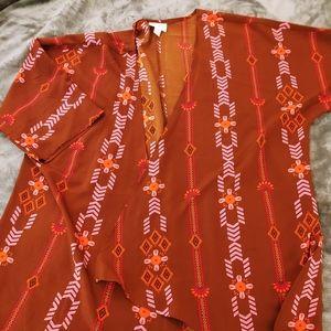 🌟 2/$20 🌟 Monroe kimono / swimsuit cover-up